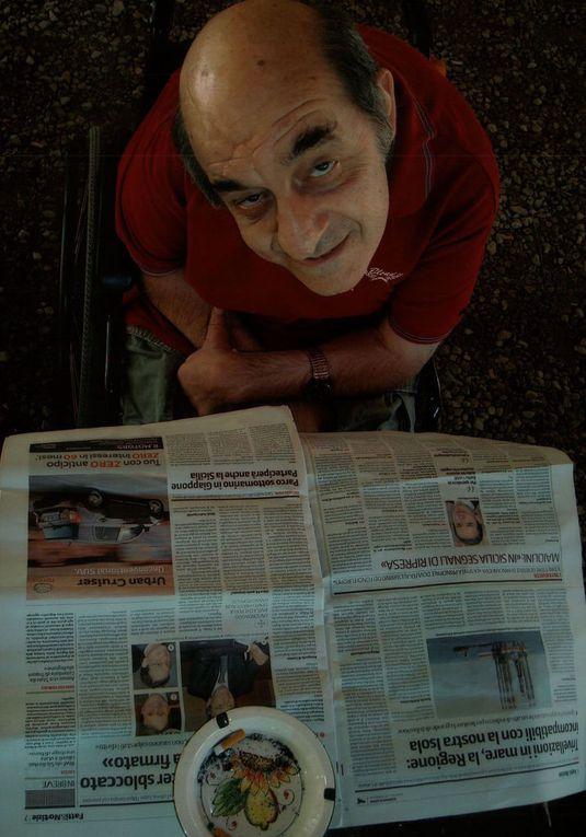 Un tributo di Fiorella Acanfora per il Gigante dei Diritti dei Disabili, Salvatore Crispi