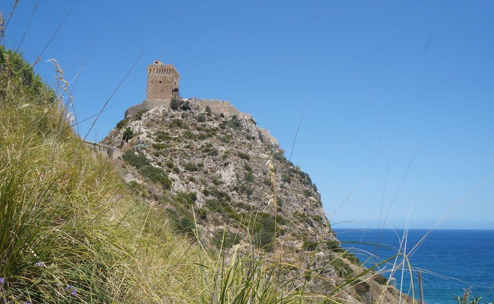 La spiaggetta di Torre Normanna rivisitata