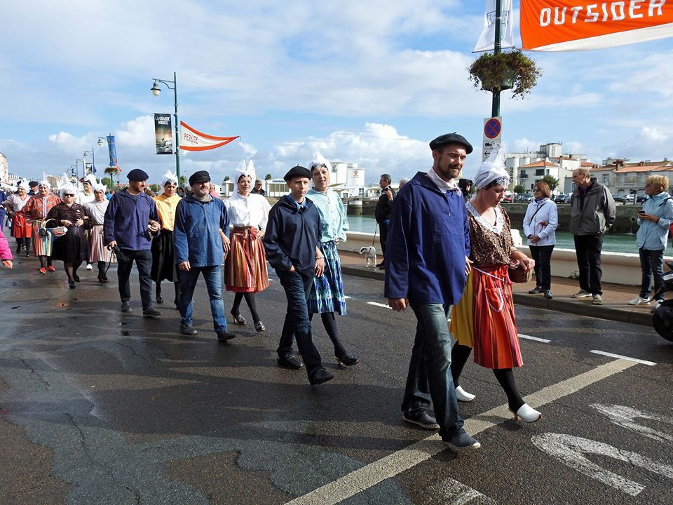 Photos de la Grande Bordée des Sables d'Olonne 2017
