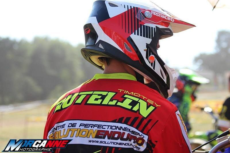 RETOUR DE COURSE : ENDURO KID AIGUEPERSE