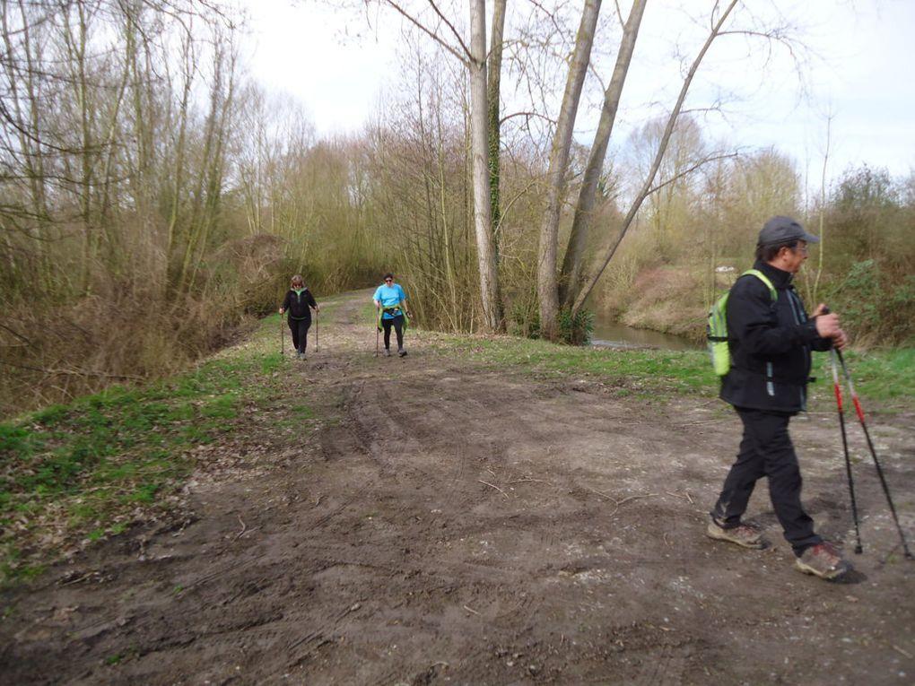 vers le Pont de Fouencamps
