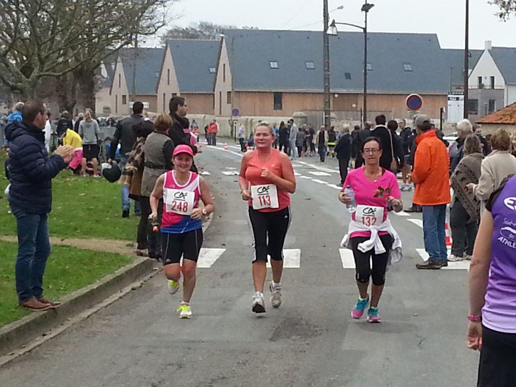5 Km femmes