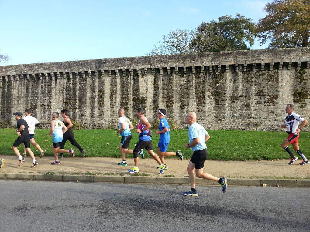 Corrida de Guérande, la 39ème, un succès populaire