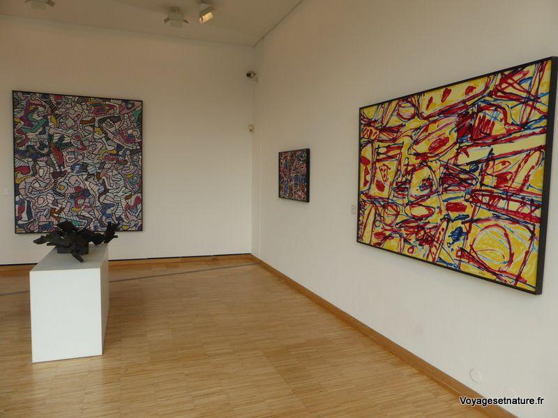 Le musée d'art de Grenoble