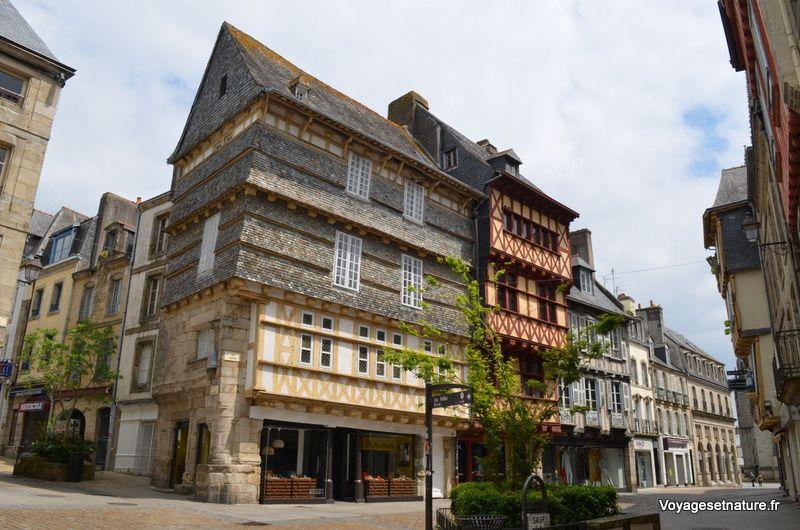 La Cornouaille bretonne