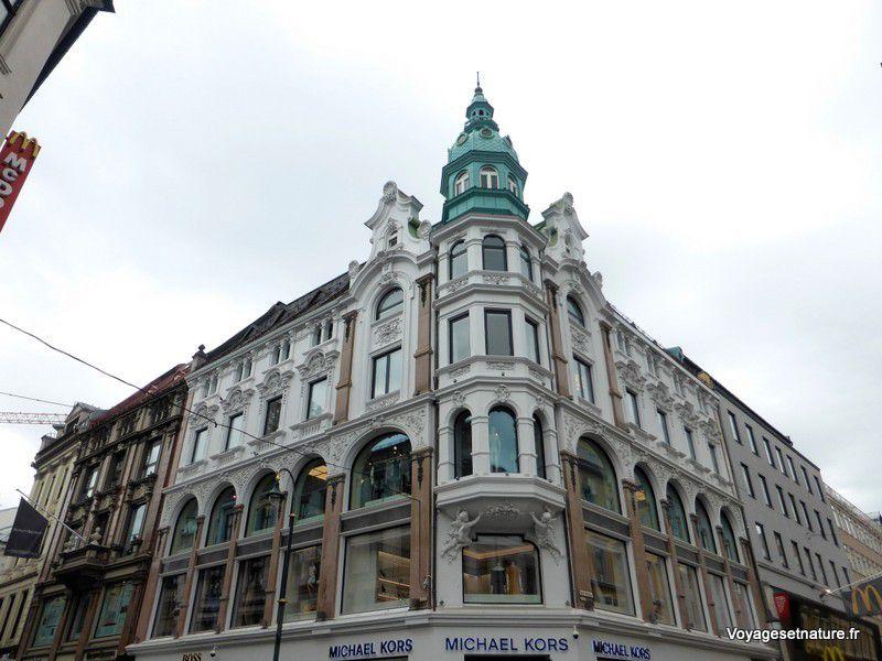 Visite d'Oslo
