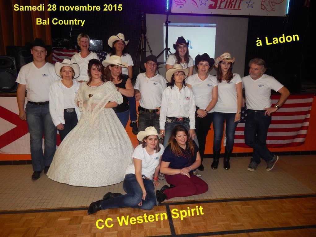 Album photos bal du 28 novembre 2015 à Ladon