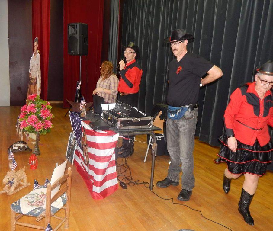 Album photos bal du 8 mars 2015 Cowboy Country 45