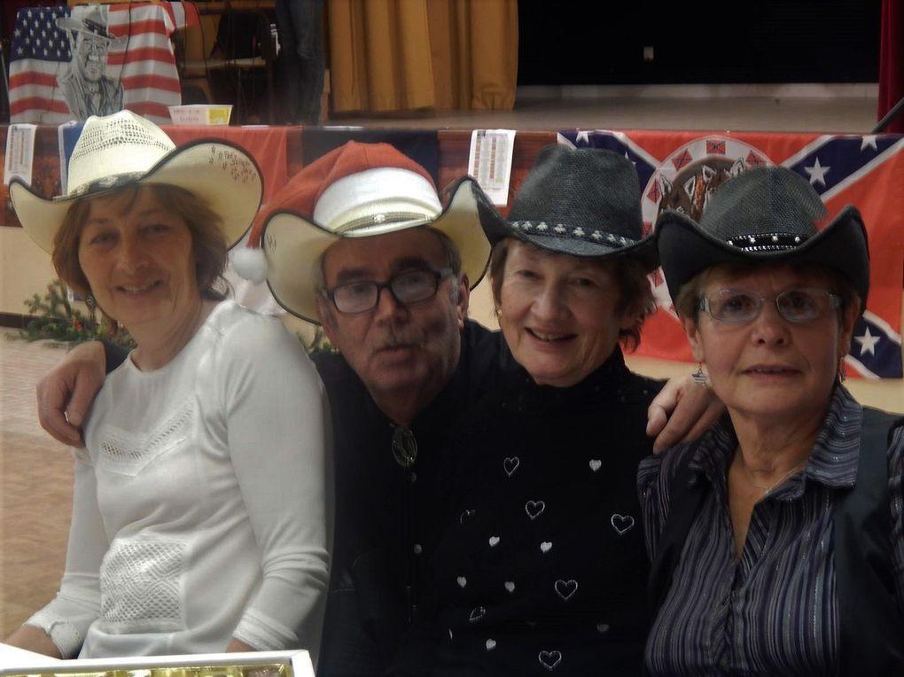 Trés belle soirée de country à Bellegarde