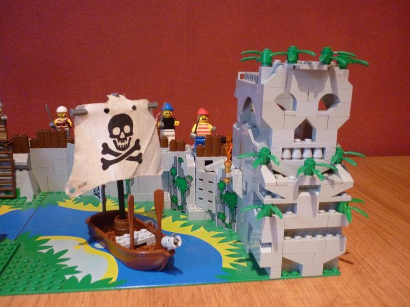 L'ile forteresse
