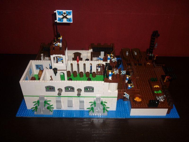 La résidence du gouverneur