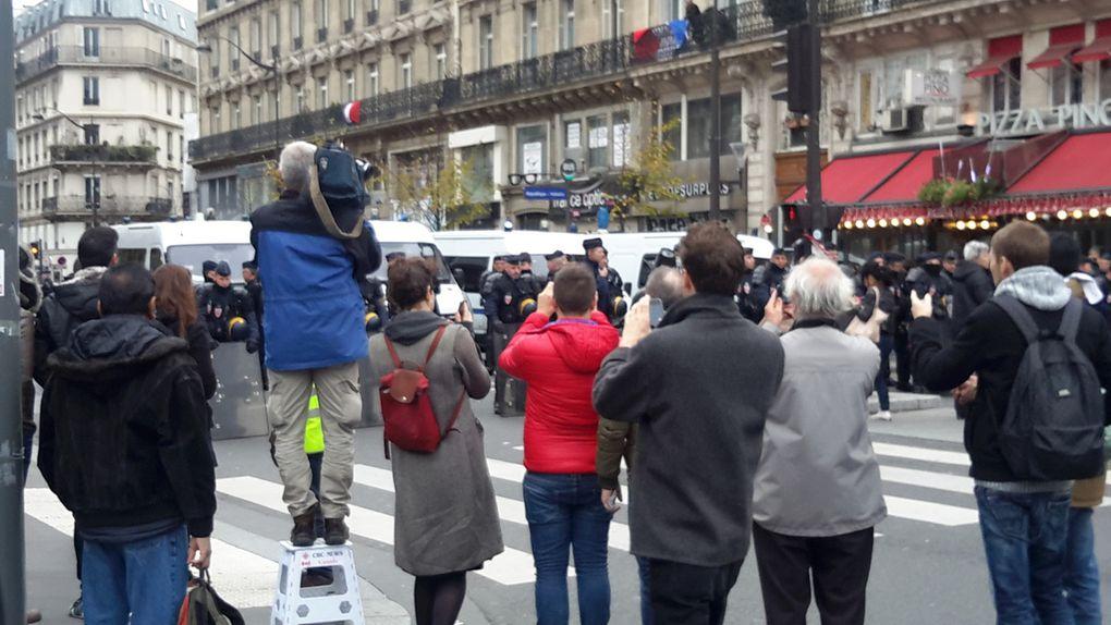 L'événement du jour : la chaine COP21