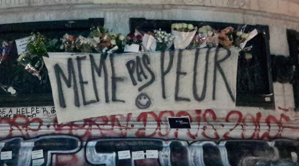 Paris touchée