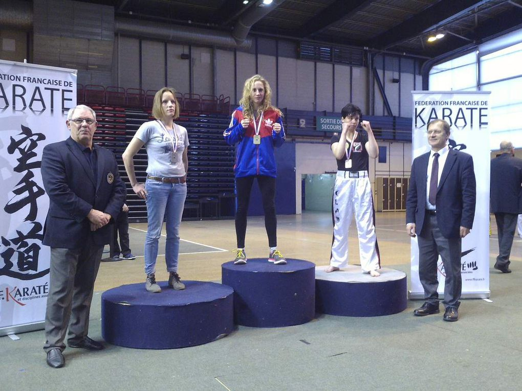 Championnats de France de full contact