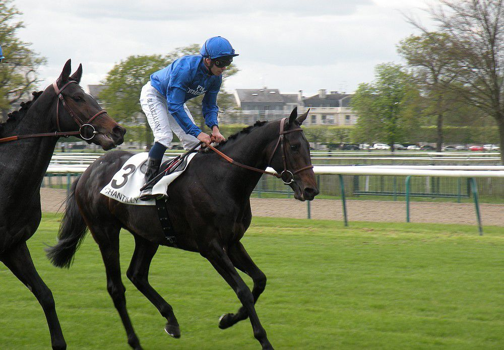 Chantilly 16.04.17