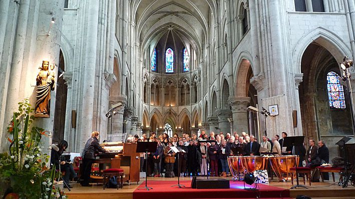 Photos du week-end concert à Lisieux