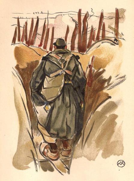 Pour un 11 novembre 2015 contre la guerre. Jean Rouaud - Mathurin Méheut - un livre &quot&#x3B;Eclats de 14&quot&#x3B;.