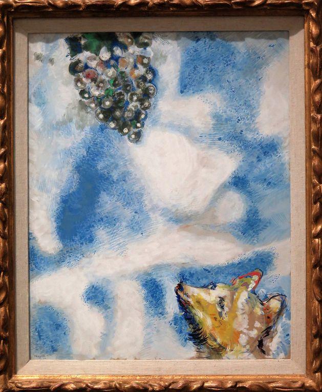 Chagall, de la poésie à la peinture (I)