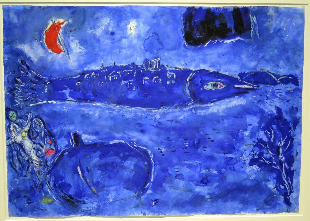 Chagall à Landerneau (II)
