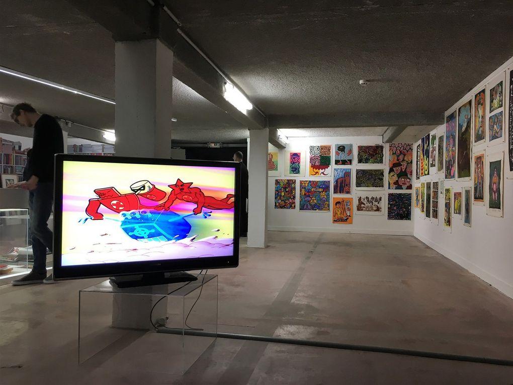 Hervé Di Rosa et les Arts modestes