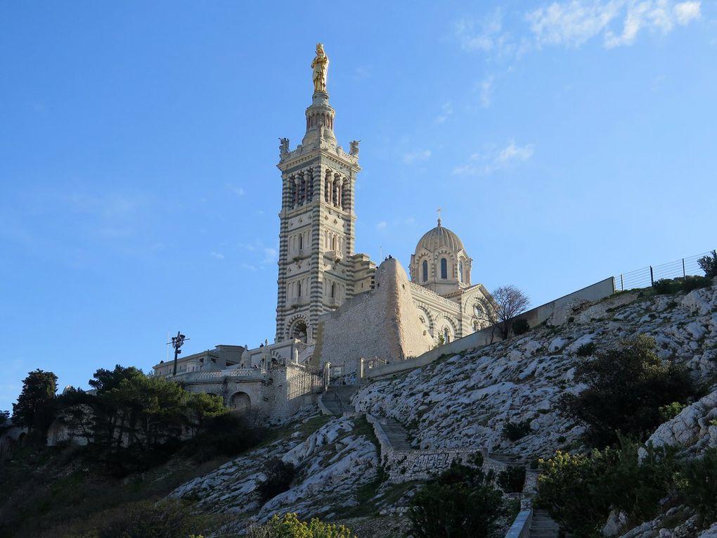 Marseille en hiver