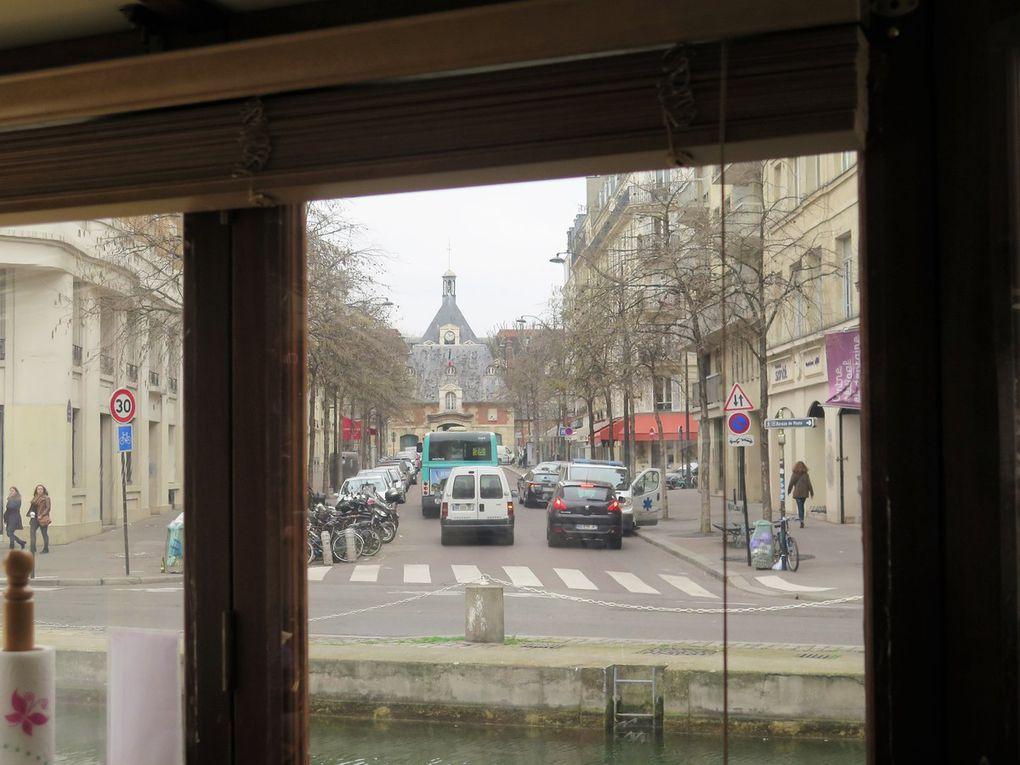 Mini-croisière sur la Seine et le Canal Saint-Martin
