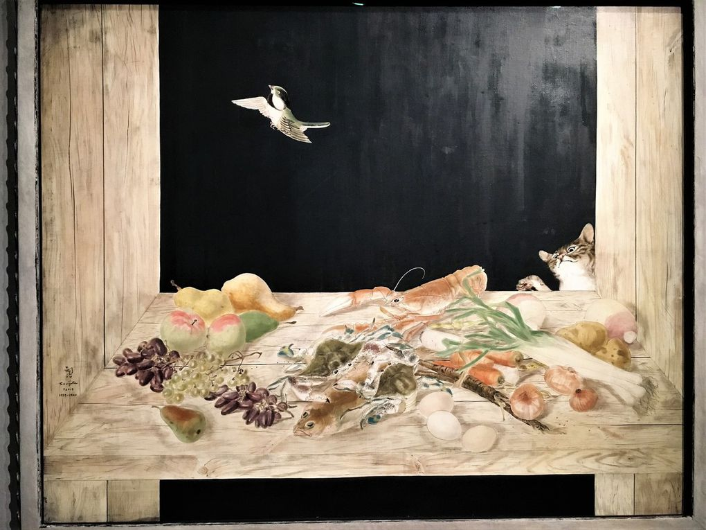 Tokyo Paris, chefs-d'œuvre du Bridgestone Museum of Art