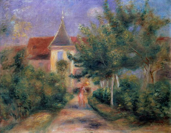 The Renoir connection