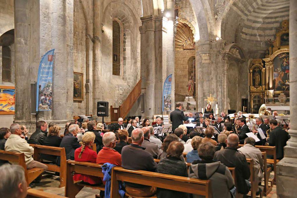 Concert du Samedi 10 Octobre 2015 Sisteron