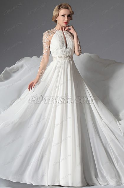 Outside Destination Wedding Needs Great Wedding Dress