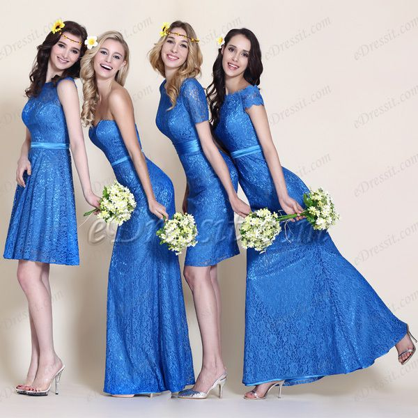 Which Set of eDressit 2015 New Bridesmaid Dresses Do You Like Most?