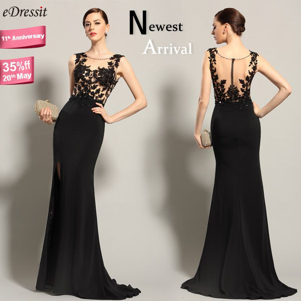 Allure Black Dress, How Many You Know?