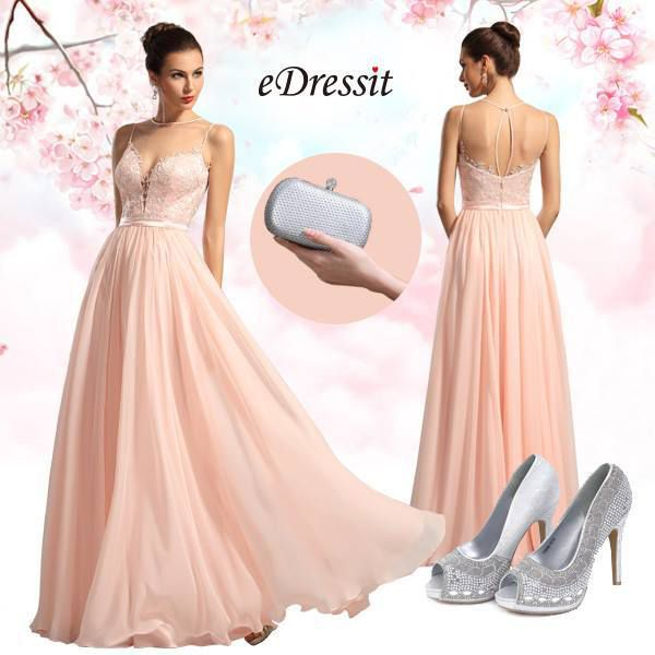 Strapless Evening Dresses Have Brighter Future