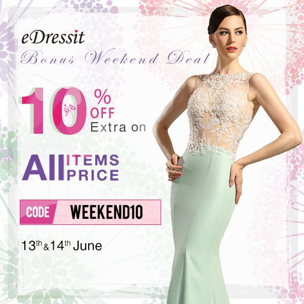 Exciting and Sale Weekend, Have You Prepared?