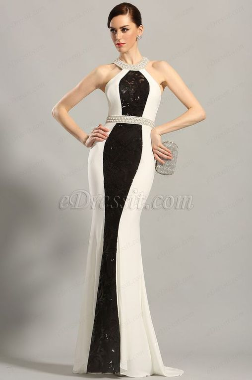 Halter Dress - Better Way to Show Beautiful Neck and Shoulder