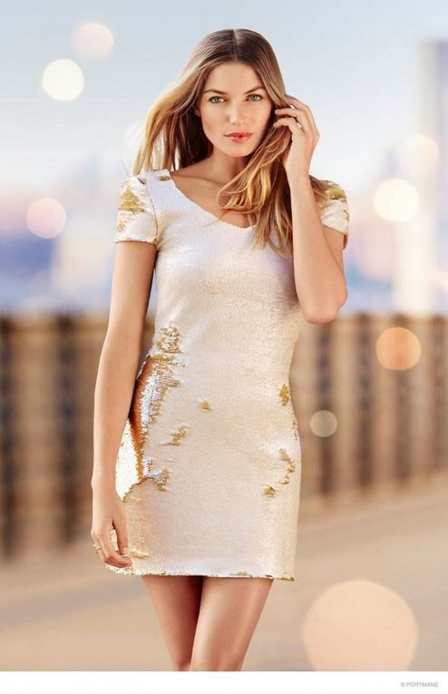 Be White, Rich and Beautiful With eDressit White Evening Dress