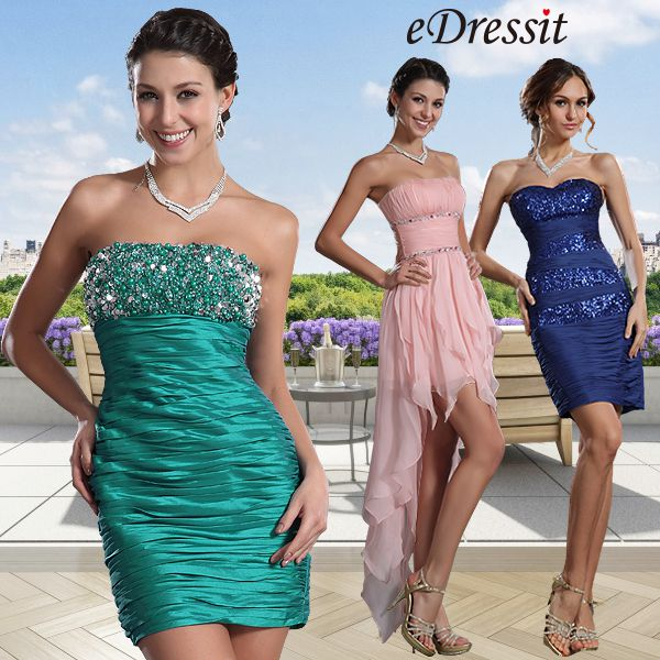Versatile Homecoming Dress With Fashion Styles