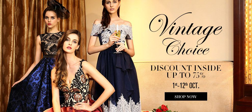 Up to 75% Off During Till 12st Oct. in eDressit