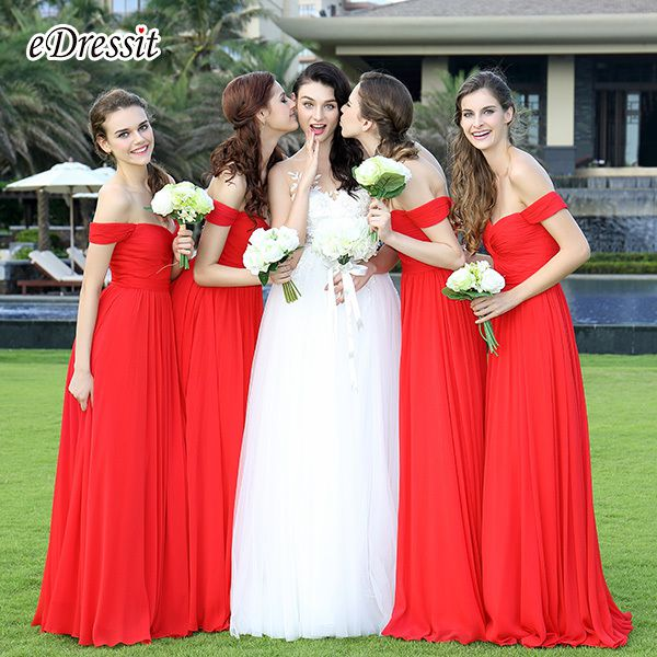 2016 New Style Red Evening Dresses in Vogue