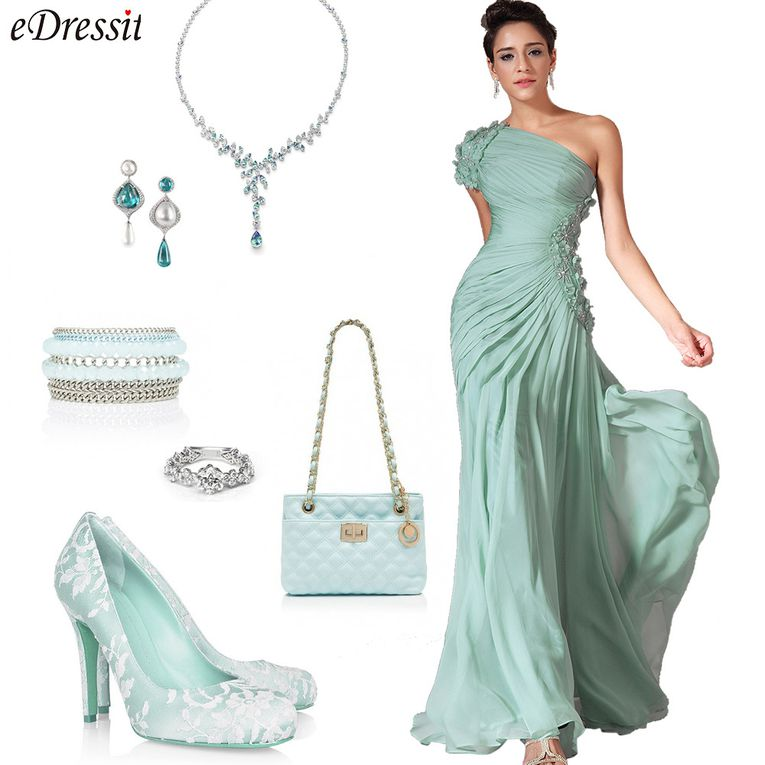 Stylish Halter Prom Dresses From eDressit Show Your Beauty