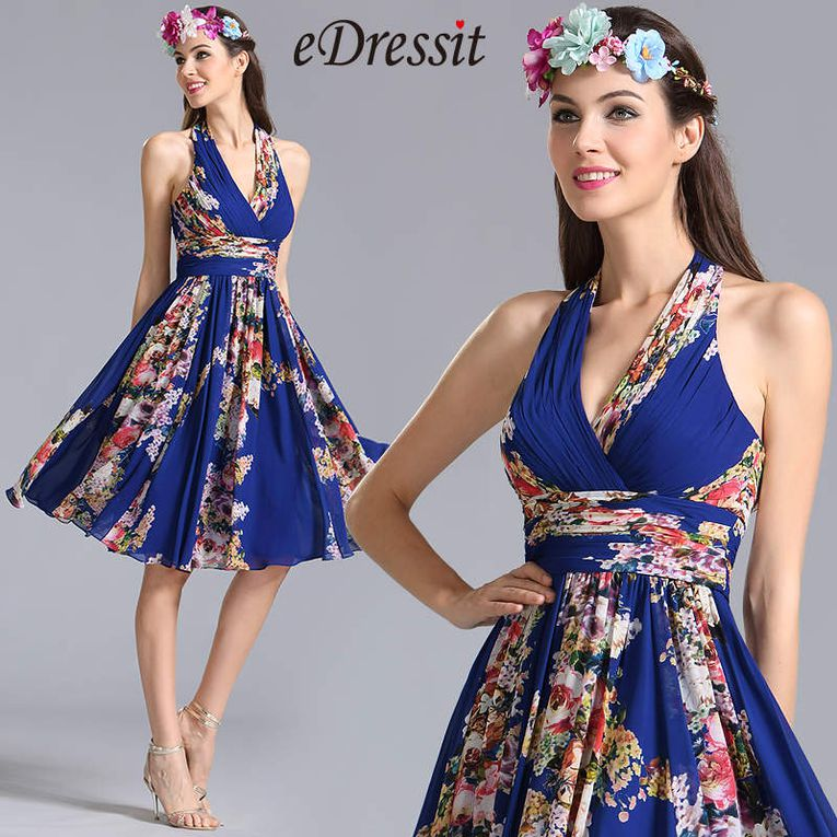 Buy Summer Halter Dress for Your Special Occasions