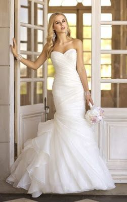 Tips to Choose Wedding Dress With Kindest Cut for Your Figure