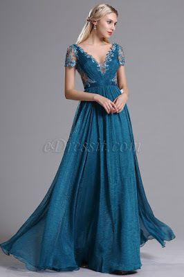 Figure-flattering New Arrival Evening Dresses
