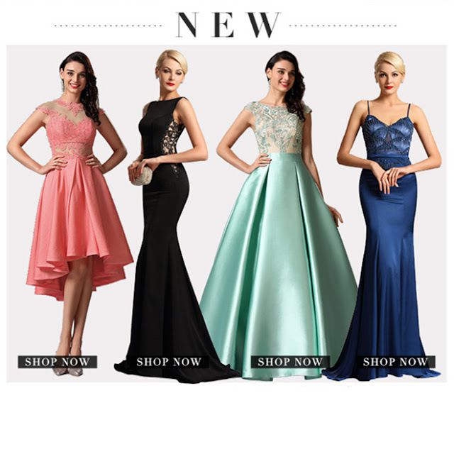Reliable Prom Dress Store in London
