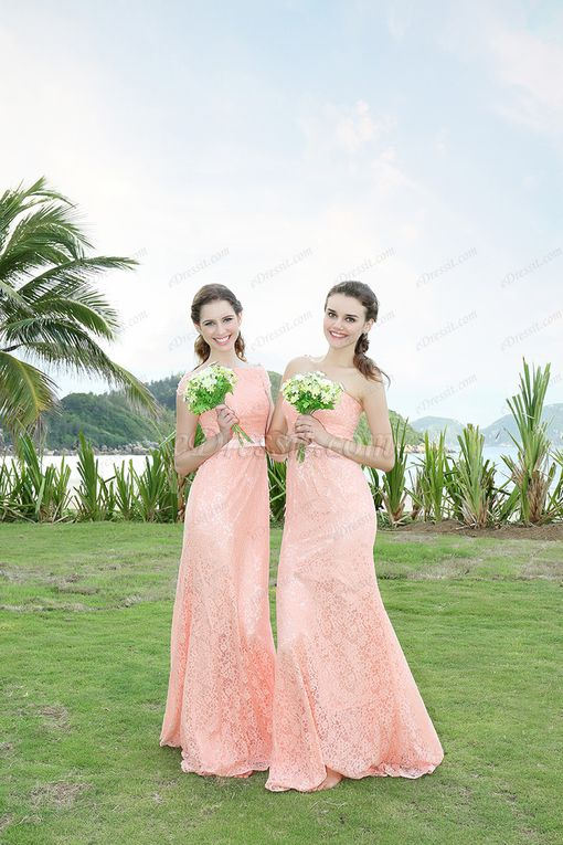 Advices in Selecting Bridesmaid Dresses
