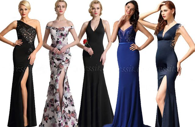 Hot Evening Dresses Guide Your Selection