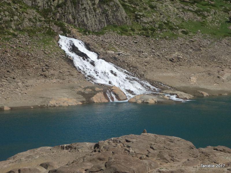 Balade au lac des Gloriettes et dans le Val d'Estaubé