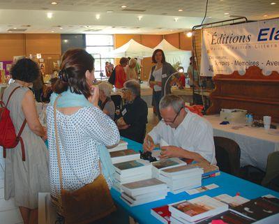 Elan Sud à L'antre des livres, les 3 &amp&#x3B; 4 juin, Espace Daudet à Orange