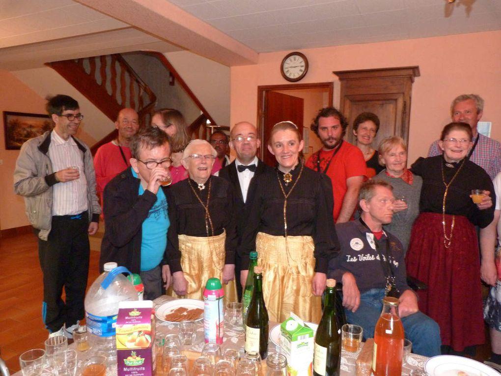 le Cercle  celtique Kreiz Breiz continue d'animer des moments festifs