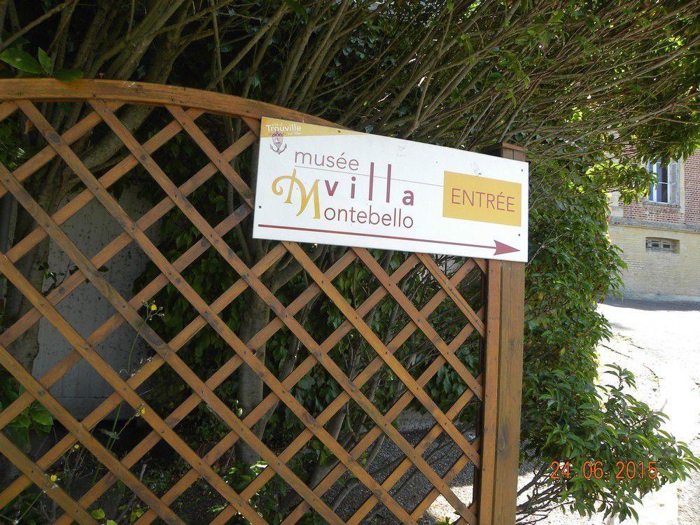 La sortie de Trouville